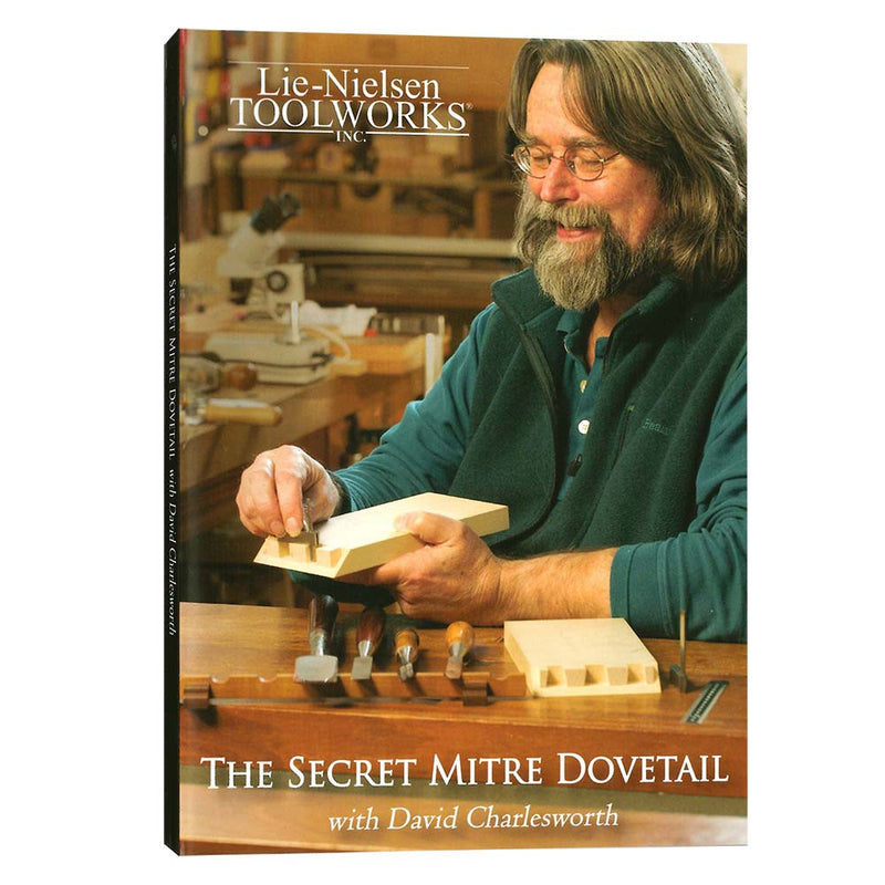 The Secret Mitre Dovetail - David Charlesworth