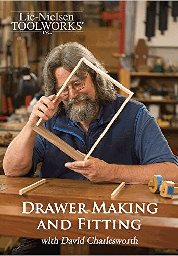 Drawer Making and Fitting - David Charlesworth
