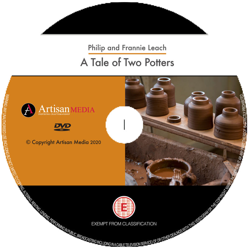 A Tale of Two Potters - DVD