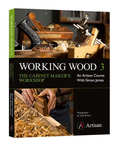 Simon James' Working Wood Series