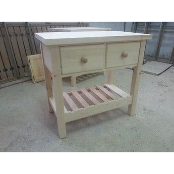 Solid Pine Butchers Block - Woodliving