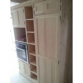 Free standing kitchen housing unit - Woodliving