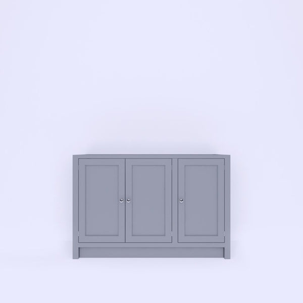 Base Unit 3 Doors (BUDR3-1050 to 1650) - Woodliving