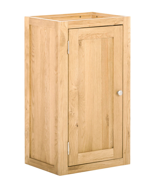 Left 1 Door Wall Cabinet (SOK-010L) - Woodliving
