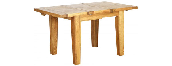 NB058 - Extension Dining Table 1 - 1.4 - Woodliving