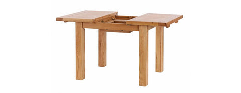 SAL031-V - Extension Dining Table 1.0 - 1.4 - Woodliving