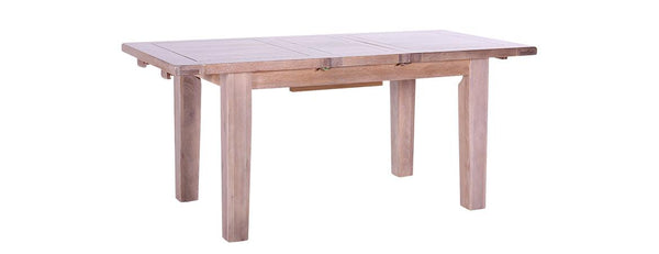 CW005 - Extension Dining Table 1.4 - 1.8 - Woodliving