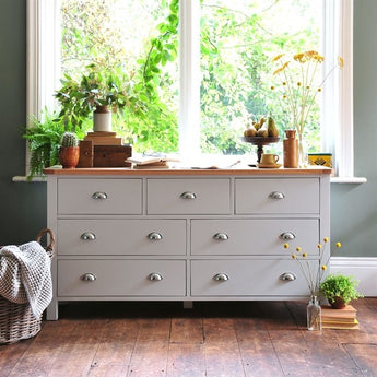 Chest Of Drawers 3+4 - Woodliving
