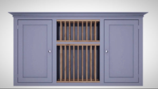 Combination Plate Rack (CPLR-1500c to 1800c) - Woodliving