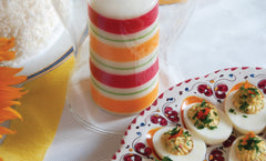 BLT Deviled Eggs with the Negg®
