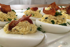 The Negg® Original Recipe: Everything But The Bagel Deviled Eggs