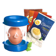 Egg Peeler and Seasoning Mix Sample Bundle