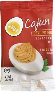 Negg® CAJUN Deviled Egg Seasoning Four Pack