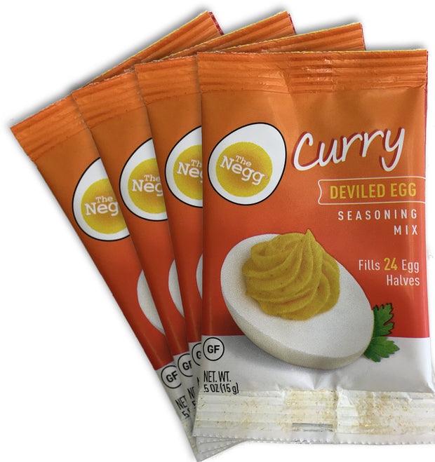 Negg Curry Deviled-Egg Seasoning