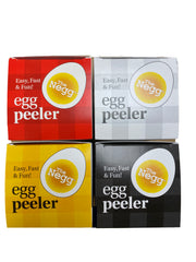 Negg® Egg Peeler Four Pack