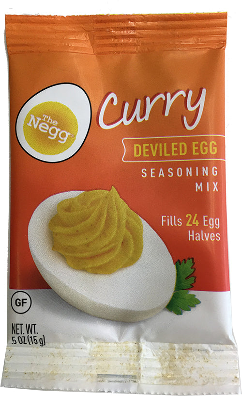 1 Pack of Curry Deviled Egg Seasoning