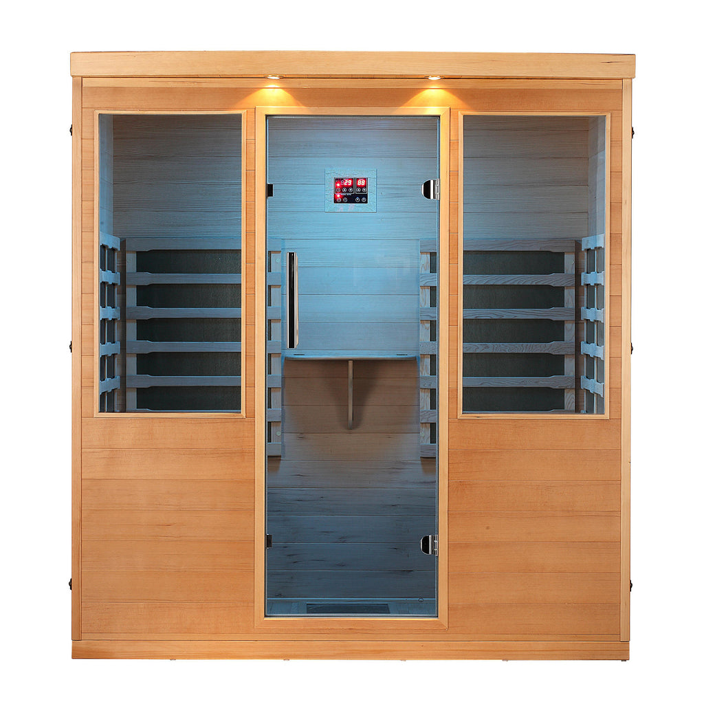 Whistler 4 Person FAR Infrared Sauna