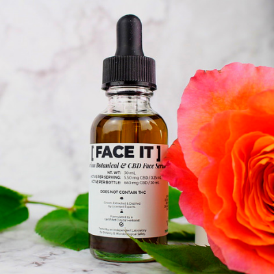 [FACE IT] Full Size (30mL / 1 fl oz.)