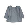 Flair Top | Chambray
