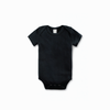 Classic Bodysuit S/S | Black - Fallowfield Kids
