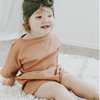 Kimono Dress | Blush - Fallowfield Kids