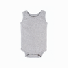 Tank Bodysuit | Grey - Fallowfield Kids
