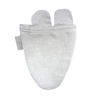 Bath Mitt Bear | Icy Grey - Fallowfield Kids