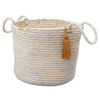 Rope Basket | Ochre - Fallowfield Kids