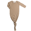 Infant Knot Gown | Oak