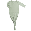 Infant Knot Gown | River