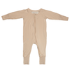 Zip Romper | Oak