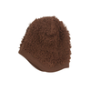 Fleecy Bonnet | Brown