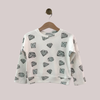Gems Drop Shoulder Tee - Fallowfield Kids