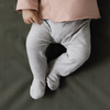 Striped Baby Footies - Fallowfield Kids