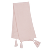 Tassel Blanket | Blush