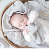 Swaddle | Icy Grey - Fallowfield Kids