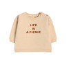 Sweatshirt | Life is a Picnic