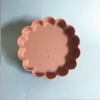 Lion Suction Plate | Terracotta