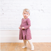 Swing Dress | Pink Bow