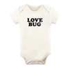 Short Sleeve Bodysuit | Love Bug - Fallowfield Kids