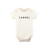Short Sleeve Bodysuit | Loved