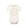 Short Sleeve Bodysuit | Mama's Favorite Human (Clay)