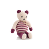 Organic Bear I Soft Purple - Fallowfield Kids