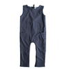 Reversible Slate Ink Jumpsuit