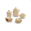 Natural Tea Set