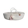 Rope Doll Basket | Mauve - Fallowfield Kids