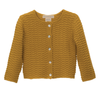 Organic Knit Cardigan | Golden - Fallowfield Kids