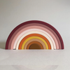 PRE-ORDER Silicone Rainbow Stacker | Earth