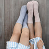 Socks 2-pk | Blue Grey - Fallowfield Kids