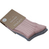 Socks 2-pk | Rose Grey - Fallowfield Kids